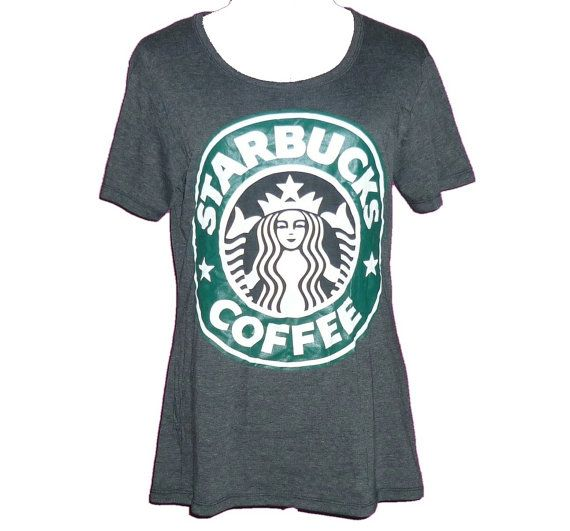 Hey, I found this really awesome Etsy listing at https://www.etsy.com/listing/243192566/starbucks-shirt-size-s-m-l-xl-cute