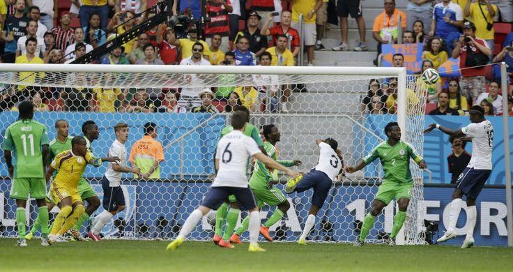 Fifa world cup: Asysta Vincenta Enyeama.