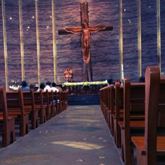 Tour de church - Gereja Katolik Kristus Raja, Paroki Pejompongan