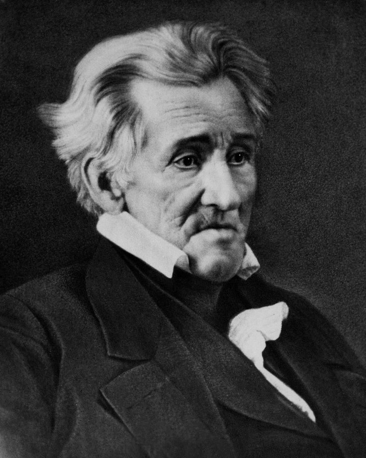 a biography of the american president andrew jackson Andrew jackson 7th united states president « previous next » in office mar  andrew jackson's early life  the jackson family and the american revolutionary war.