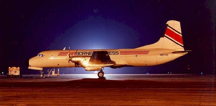 a history of the airborne express in air transportation Norfolk international airport  the airport was the air transportation center for the entire hampton roads area  these include airborne express,.