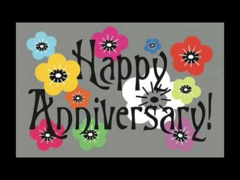 Happy Anniversary Greetings, Wedding Anniversary Animation Video, Wedding Anniversary Wishes - YouTube