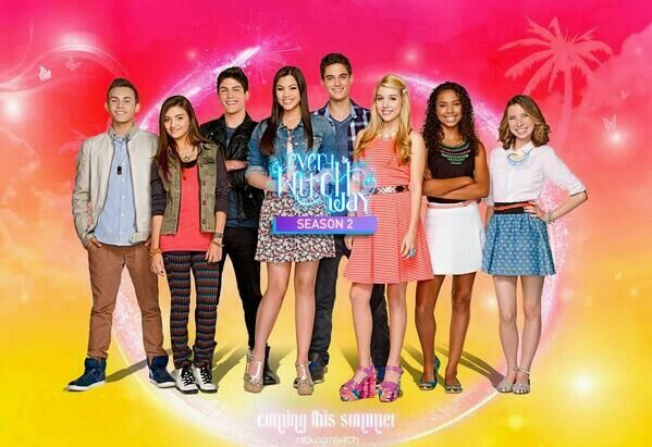 Maddie Every Witch Way Off | Paris Smith (parisstweets) on Twitter