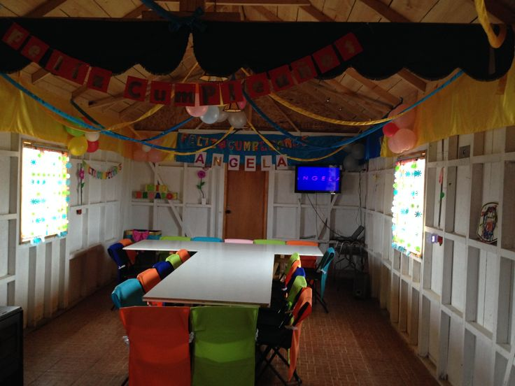 Interior del Local