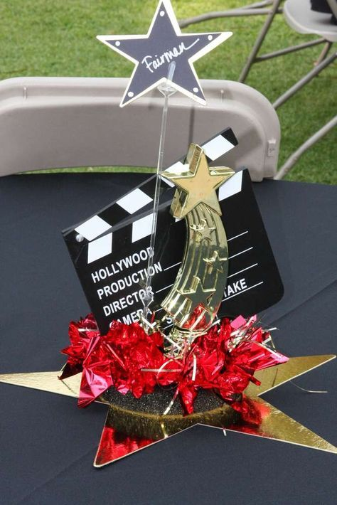 Hollywood Fundraiser Party Ideas | Photo 1 of 21 | Catch My Party