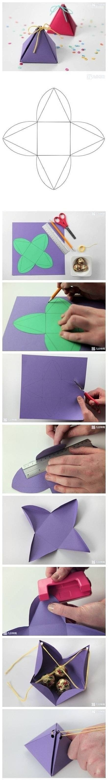 Pyramid Box instructions