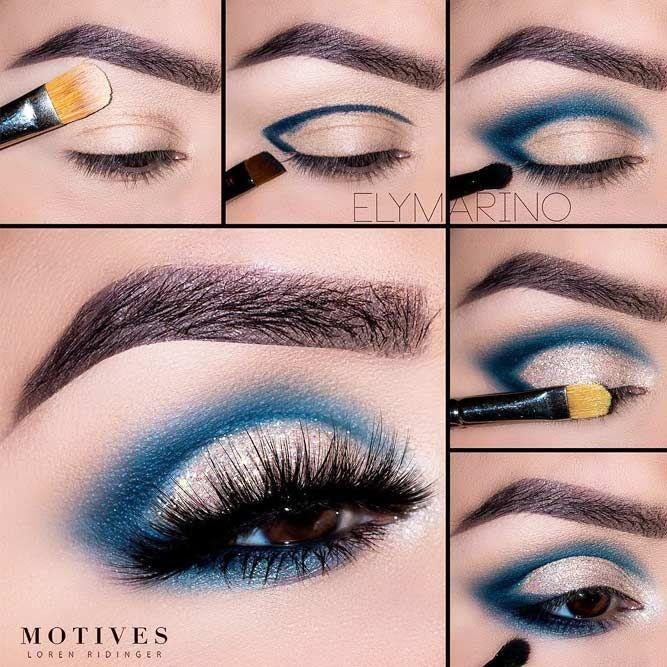 27 Töten Schritt für Schritt Make-up-Tutorials für braune Augen