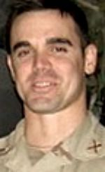 Army 1LT Kevin J. Smith, 28, of Brandon, Florida. Died December 8, 2005, serving during Operation Iraqi Freedom. Assigned to 1st Battalion, 76th Field Artillery, 4th Brigade Combat Team, 3rd Infantry Division, Fort Stewart, Georgia. Died of injuries sustained when an improvised explosive device detonated near his vehicle during combat operations in Baghdad, Iraq.
