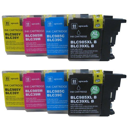 CiberDirect 8 CiberDirect High Capacity Compatible Ink Cartridges for use with Brother DCP-J140W Printers. No description (Barcode EAN = 5055350176207). http://www.comparestoreprices.co.uk/december-2016-6/ciberdirect-8-ciberdirect-high-capacity-compatible-ink-cartridges-for-use-with-brother-dcp-j140w-printers-.asp