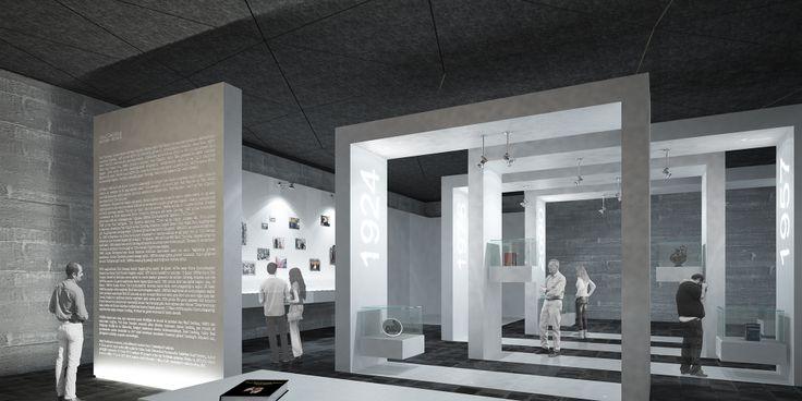Denktas Mausoleum and Museum | Exhibition