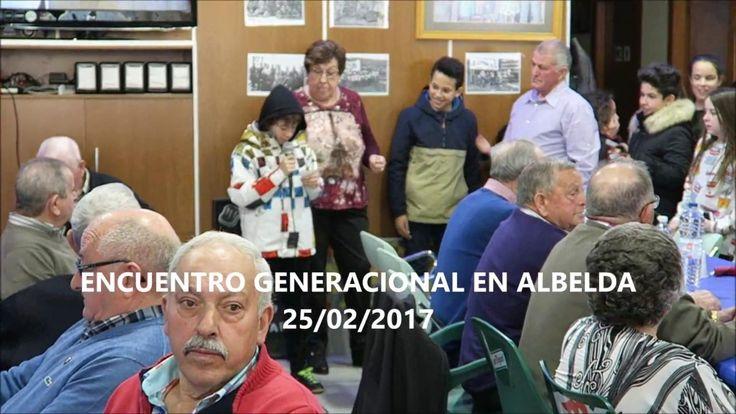 Encuentro generacional en Albelda de Iregua 2017
