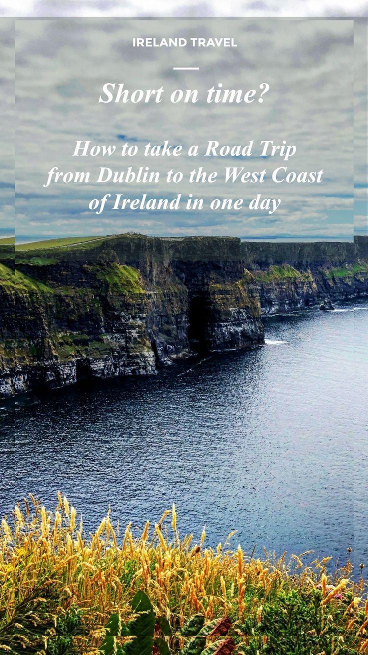 Road Trip West Coast of Ireland