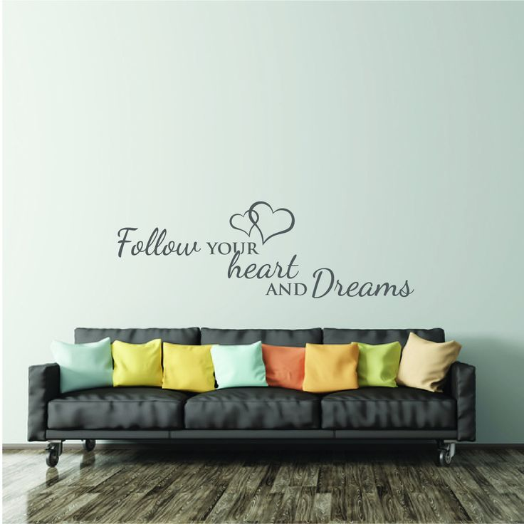 Wall Decal Bedroom Quote | Inspirational Wall Sticker Saying Living Room  Wall Art Sticker Quote Wall Part 90