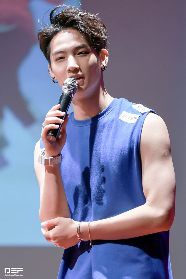 Arms.. Got 7 Im Jaebum aka my future Husband
