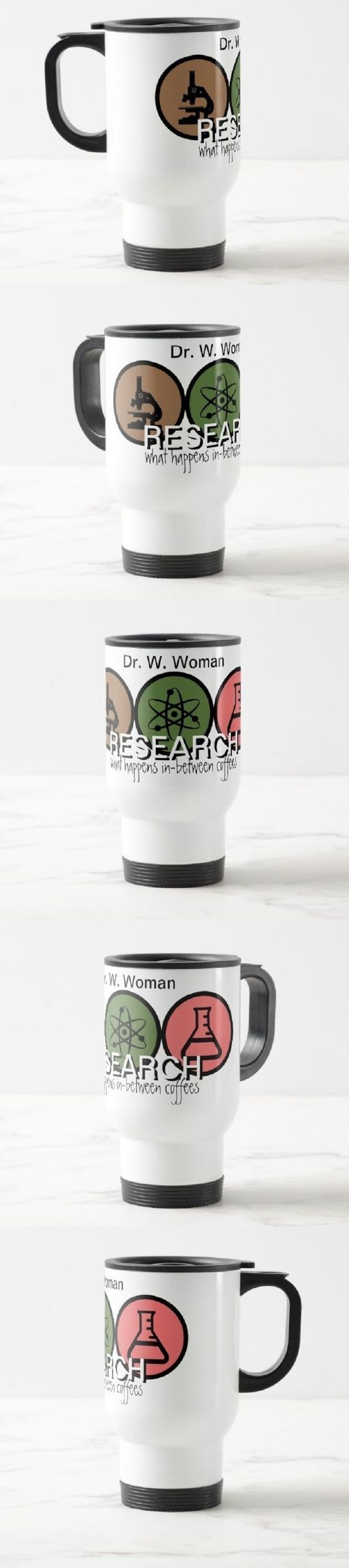 Christmas 2017 Gift for our beautiful daughter.  For privacy I've altered her name on this image , but on the actual customized cup I put our daughter's name, Dr. ______.  It's perfect for her because she's a PhD Scientist, who's research is focused on finding a cure for cancer.  God Bless Her!! Research Mug.