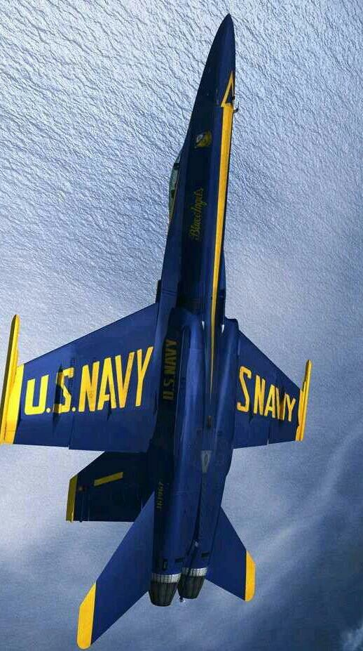 BLUE ANGELS  U.S. NAVY