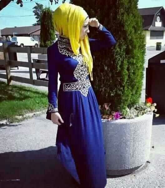 Cute#hijab ❤༺♥༻ *Lovely* ༺♥༻