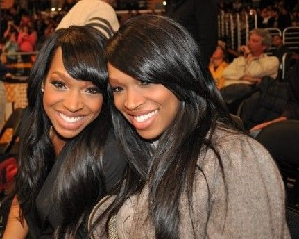 Actresses: The Haqq Twins, Malika Anjail & Khadijah Shaye were born March 10, 1983 in Los Angeles, California.