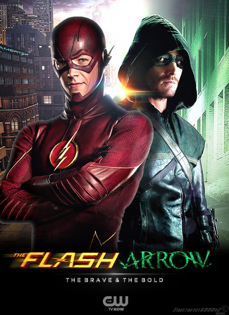M.A.A.C. – ARROW & THE FLASH PaleyFest 2015 Sizzle Reels And Full Panels
