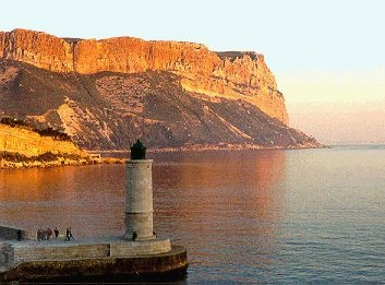 Cap Canaille, Cassis, France