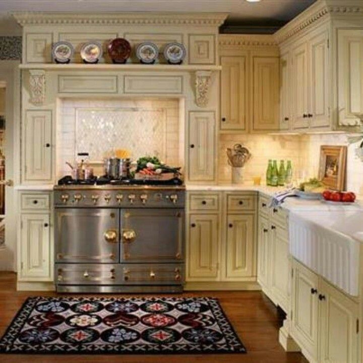 Chambers Countertop Stove : 1000+ images about Kitchen stove surrounds on Pinterest Custom home ...
