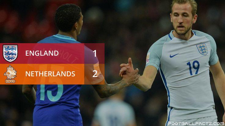 #england vs #netherlands footballfactz.com