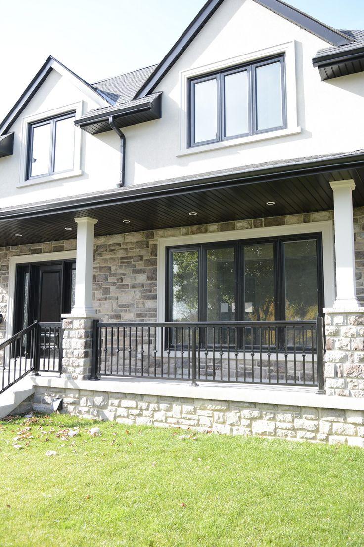 Home Exterior Design 5 Ideas 31 Pictures: Stone Selex - Exterior Stone Refacing