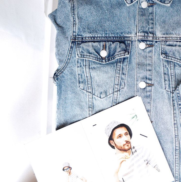 Trying to channel some Summer vibes through the grey skies today - with our cool &ndB lookbook and Cheap Monday staple denim jacket.  www.whitedirt.co.uk