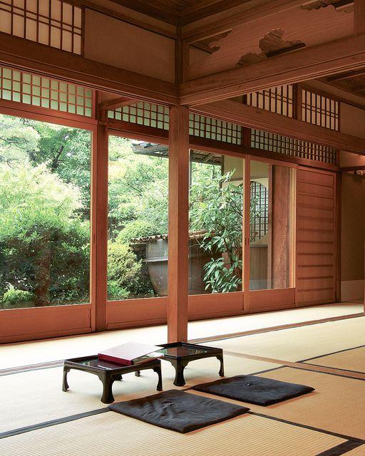 Yojiya tea room at Ginkaku-ji Temple Shop, Kyoto, Japan