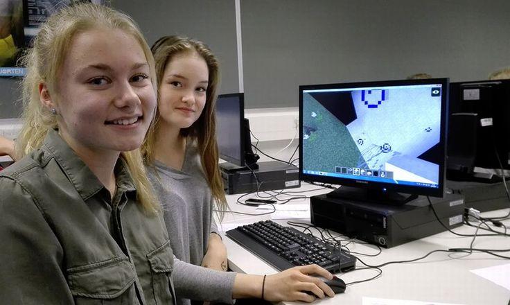 Lamminrahka rakentuu kuutio kerrallaan – Kangasalan yläkoululaiset suunnittelevat seutua virtuaalipelissä (Yle, 21.4.2016)