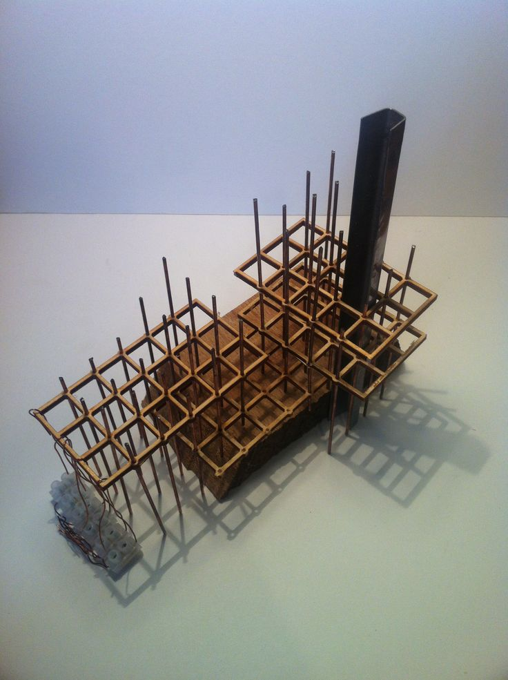 1759 best model images on pinterest architecture for Architectural concept models