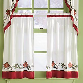 cortinas navideas para