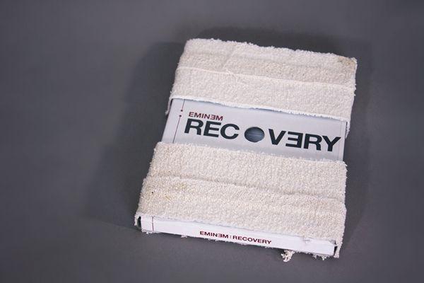 Eminem: Recovery Album on Behance