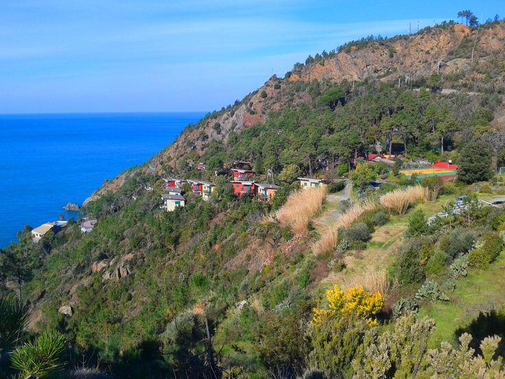 La Francesca Resort #lafrancescaresort #CinqueTerre #Liguria #Travel #Eco