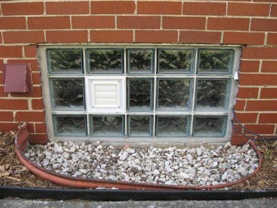 27 best glass block images on pinterest glass block for Glass block options