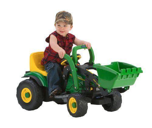 Power Wheels Ride On Tractor : Best ideas about john deere power wheels on pinterest