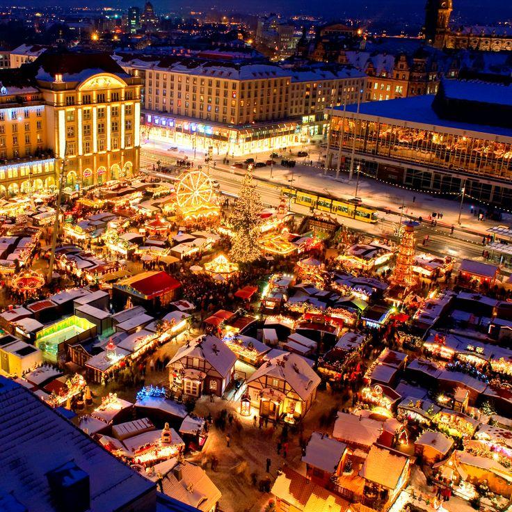 10 Gründe, warum der Striezelmarkt der schönste Weihnachtsmarkt ist