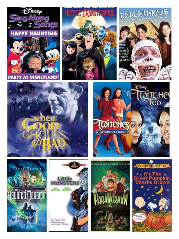 halloween kids movies