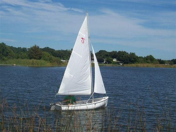 10' oday sailboat