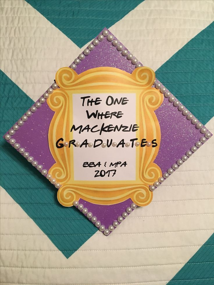 """ Top 12+ Easy Ideas "" Friends Graduation Cap! fine - #friends #graduation #ideas - #new"
