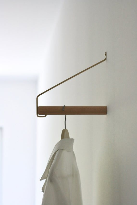 Clothes Hanger In 2020 Coat Hooks On Wall Wall Mounted Coat Hanger Coat Hanger