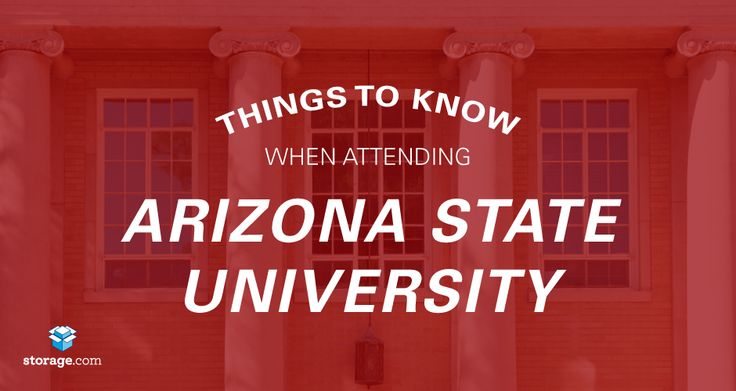 20 Things to Know When Attending Arizona State University