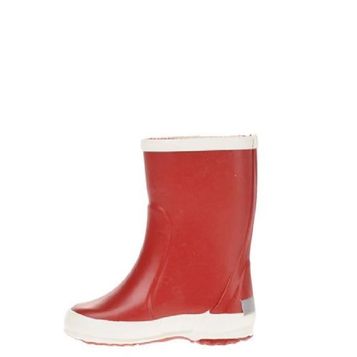 Bergstein jongens/meisjes laarzen rood vanaf maat 22 - Bergstein laarzen