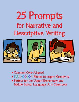 Descriptive writing for college students