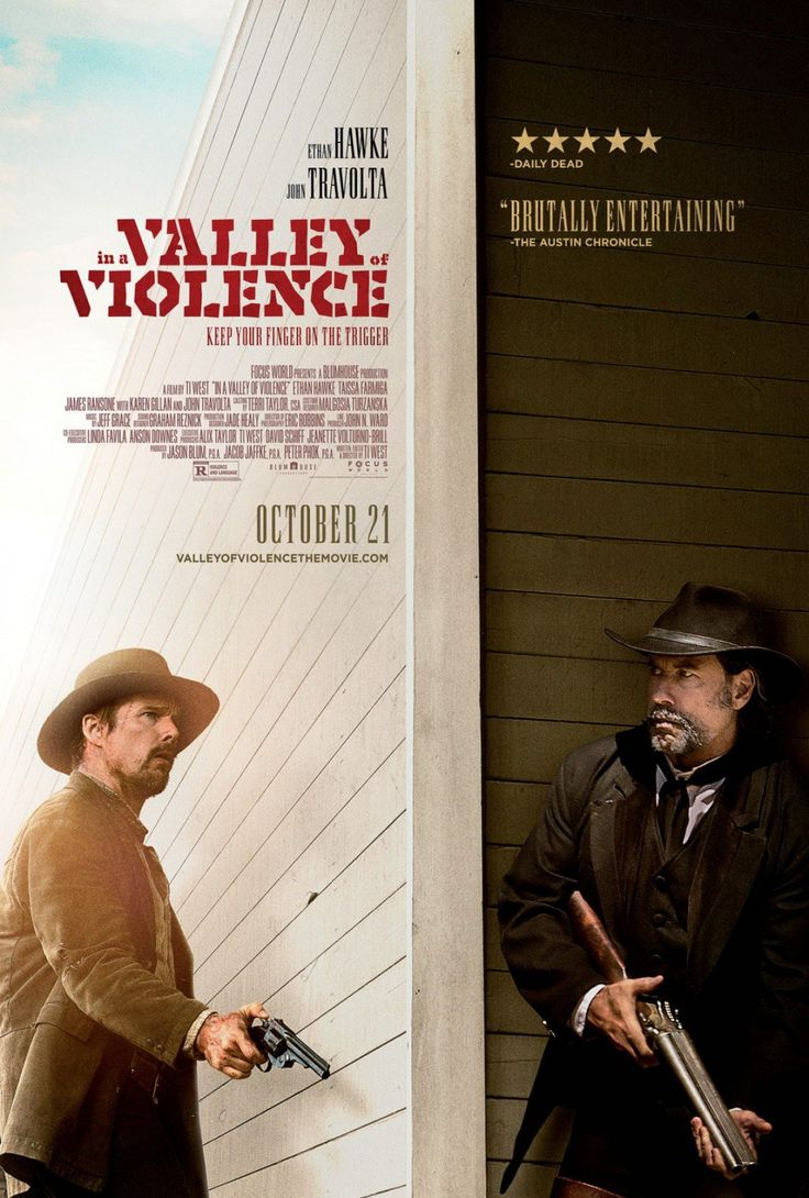 In a Valley of Violence FRENCH Telecharger