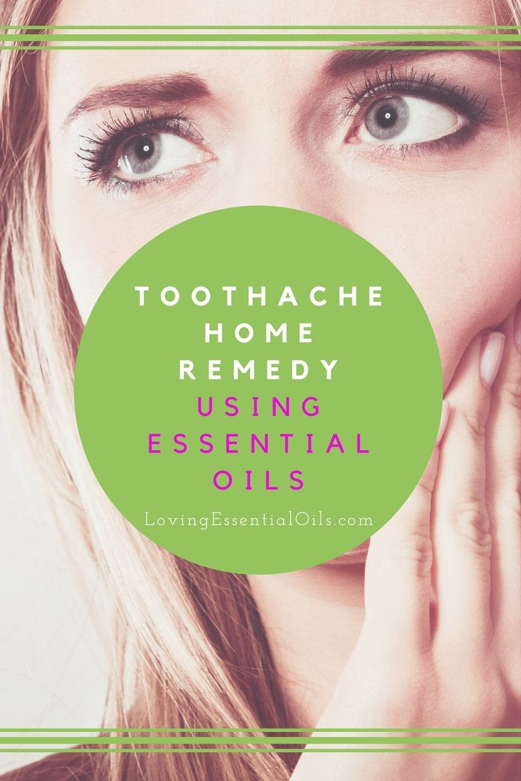 Toothache Home Remedy Using Essential Oils | Natural Remedies For Tooth Pain | How To Use Essential Oils for Health & Wellness | Essential Oil Tips & Uses