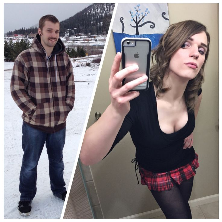 As the title describe, this blog shows the before and after of crossdressers. Feel free to submit...
