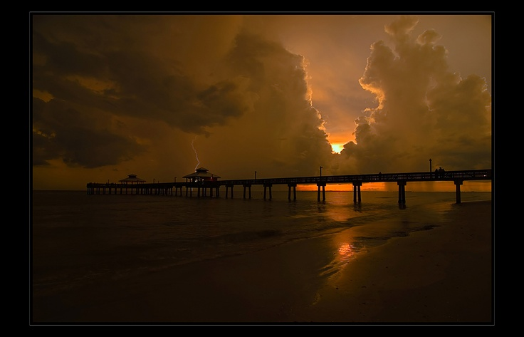 17 best images about fishing on pinterest fishing for Fort myers beach fishing pier