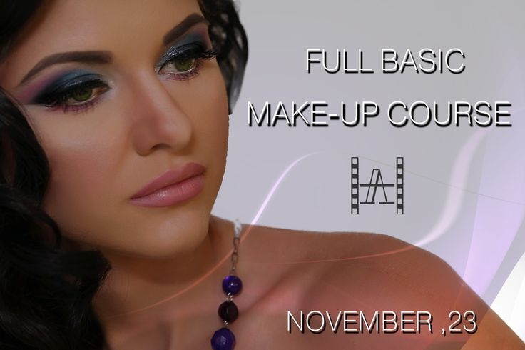 A brighter path to your dream of becoming a professional make-up artist. Join our Full Basic Make-Up Course and learn all the make-up techniques. Call: +971 4 4579169 Email: info@atelierdelight.com www.makeup.ae