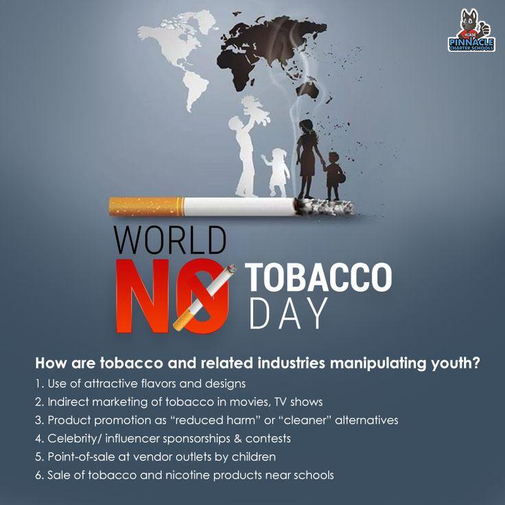 World No Tobacco Day in 2020 World no tobacco day